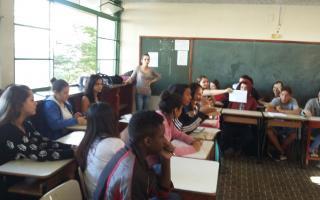 Troca de Saberes no Campo das Relações Internacionais: o Tripé Do Ensino, Pesquisa e Extensão Levado à Educação Básica