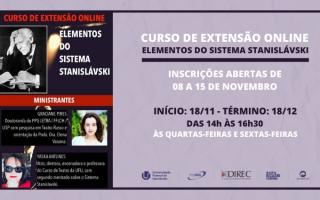 Rede de Extensão #UFUemCasa divulga curso de extensão online
