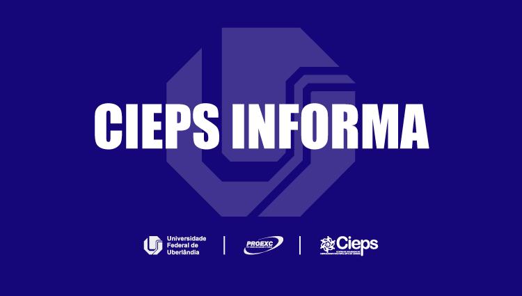 Sede do CIEPS fechada, com atendimentos por e-mail
